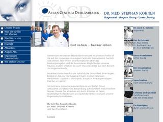 Dr. med. Stephan Kohnen