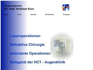 Dr. med. Andreas Kurz