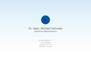 Dr. med. Michael Schweer