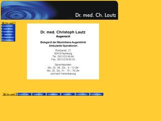 Dr. med. Christoph Lautz