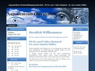 PD Dr. Volker Rummelt