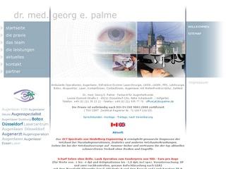 Dr. med. Georg E. Palme