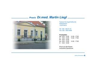 Dr. Martin Liegl