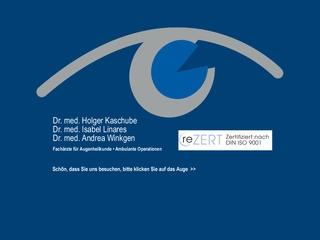 Dr. med. Holger Kaschube