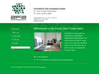 Dr. Philipp Franko Zeitz